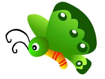 Animated Butterfly Clip Art - ClipArt Best