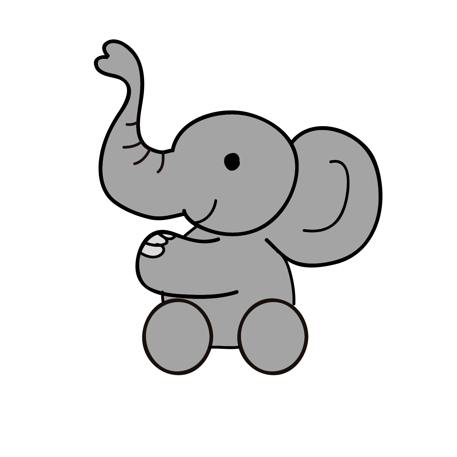 Elephant Cartoon Image - ClipArt Best - Cliparts.co