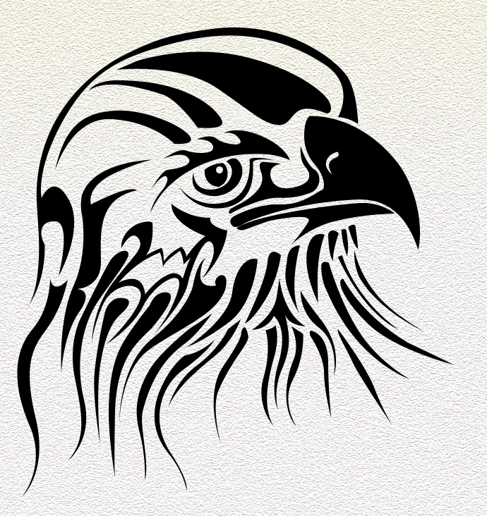 Hawk Head Buy A 10oz Coffee Mug With This Hawkhead Clip Art