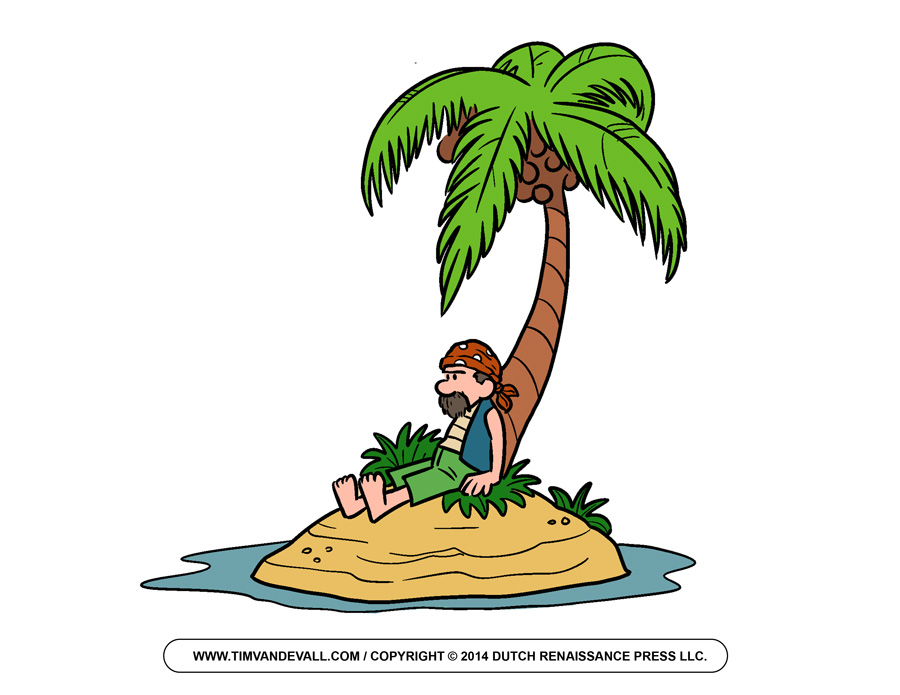 Desert Island Clip Art - Cliparts.co