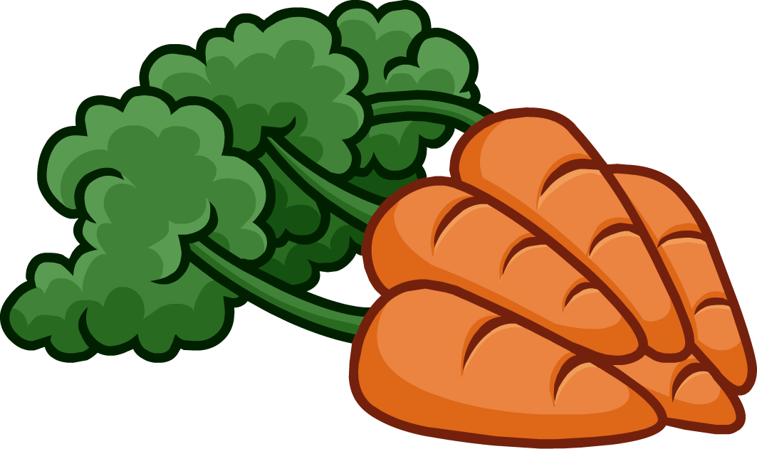 Bunch of 5 Carrots - Club Penguin Wiki - The free, editable ...