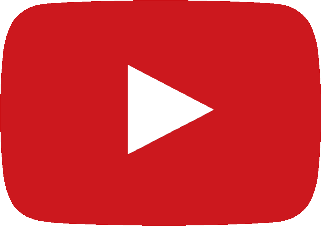 YouTube red color icon png  Youtube Play Button Logo Vector