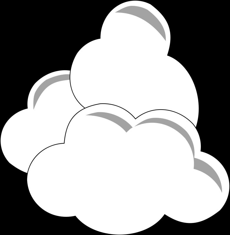 Cloud Blowing Wind Cli...