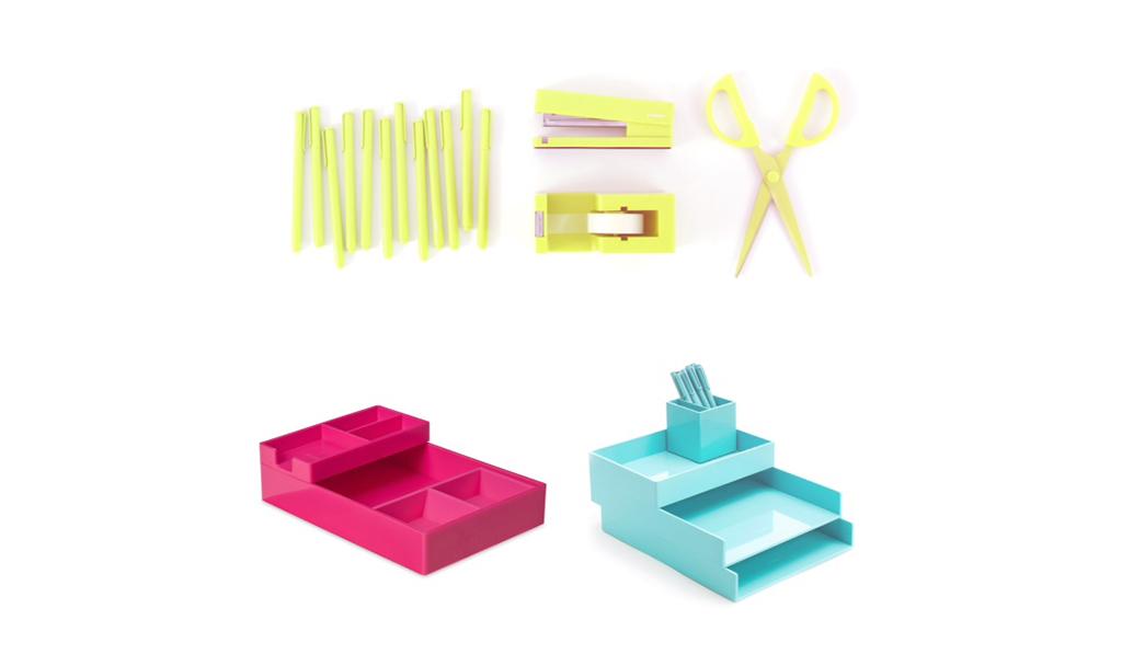 fashion at work poppin office supplies lauren berger. Black Bedroom Furniture Sets. Home Design Ideas