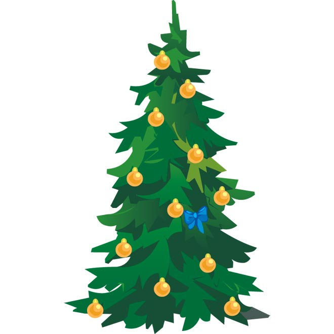 free christmas vector clipart - photo #9