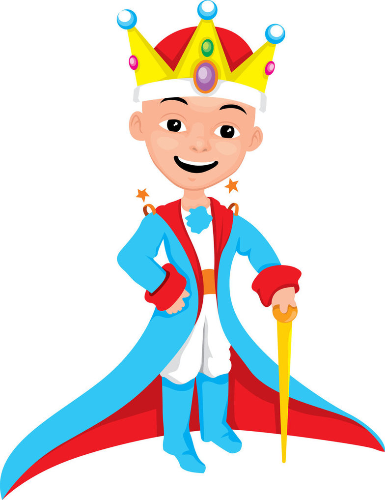Little King Cartoon