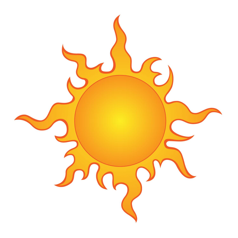Sun Illustration - Cliparts.co