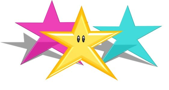 Free Star Clipart - High Quality Star Images - ClipArt Best ...