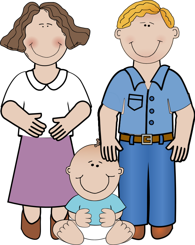Gallery For > Rich Family Clipart