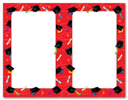 Free Graduation Borders - Cliparts.co