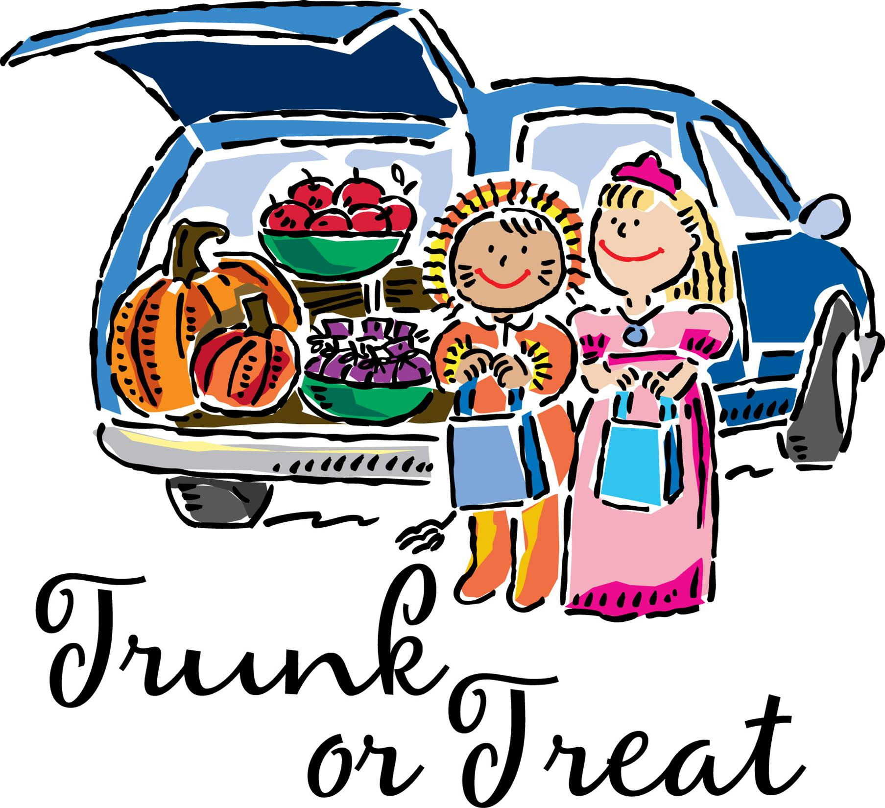 Image result for image trunk or treat
