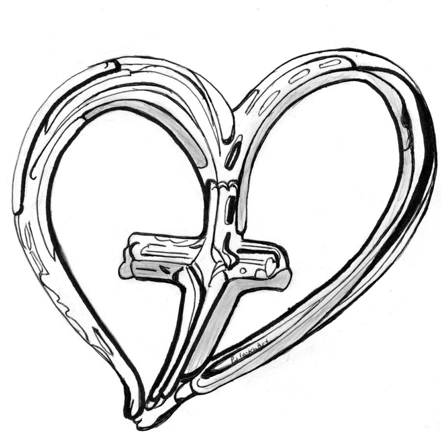 Cool Crosses To Draw - Cliparts.co