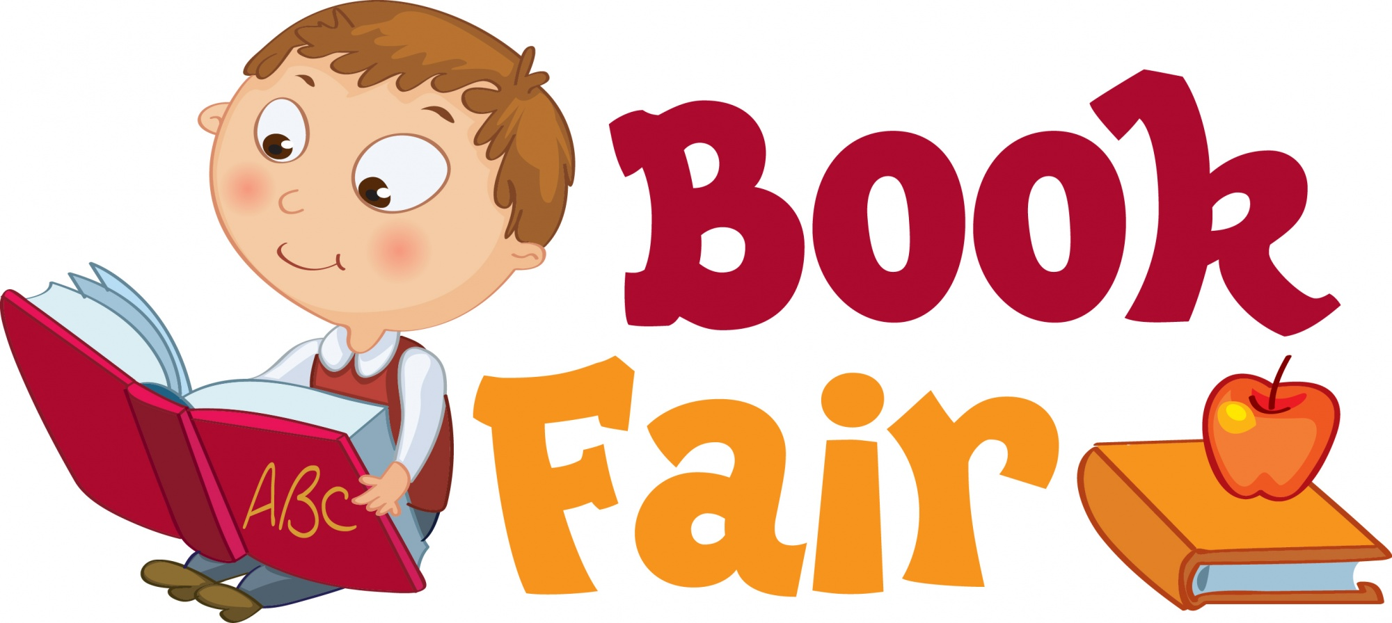 Book Fair Clipart - Cliparts.co