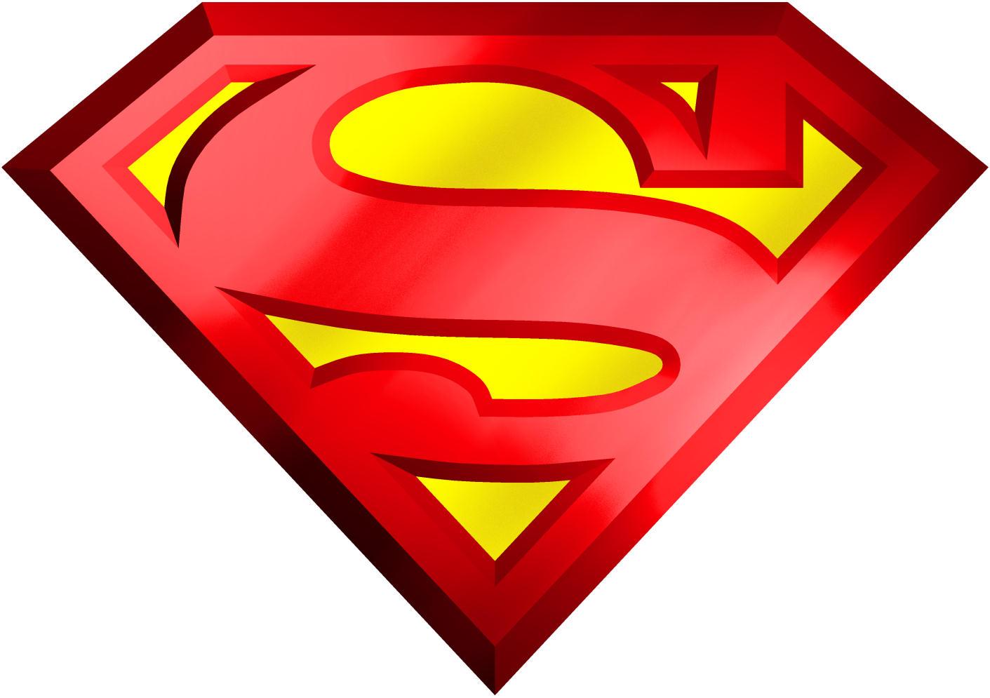 superman logo by benokil - photo #14