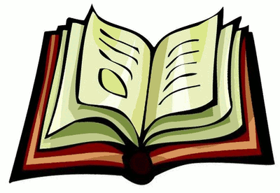 cartoon books story cliparts open writing boek attribution forget link don