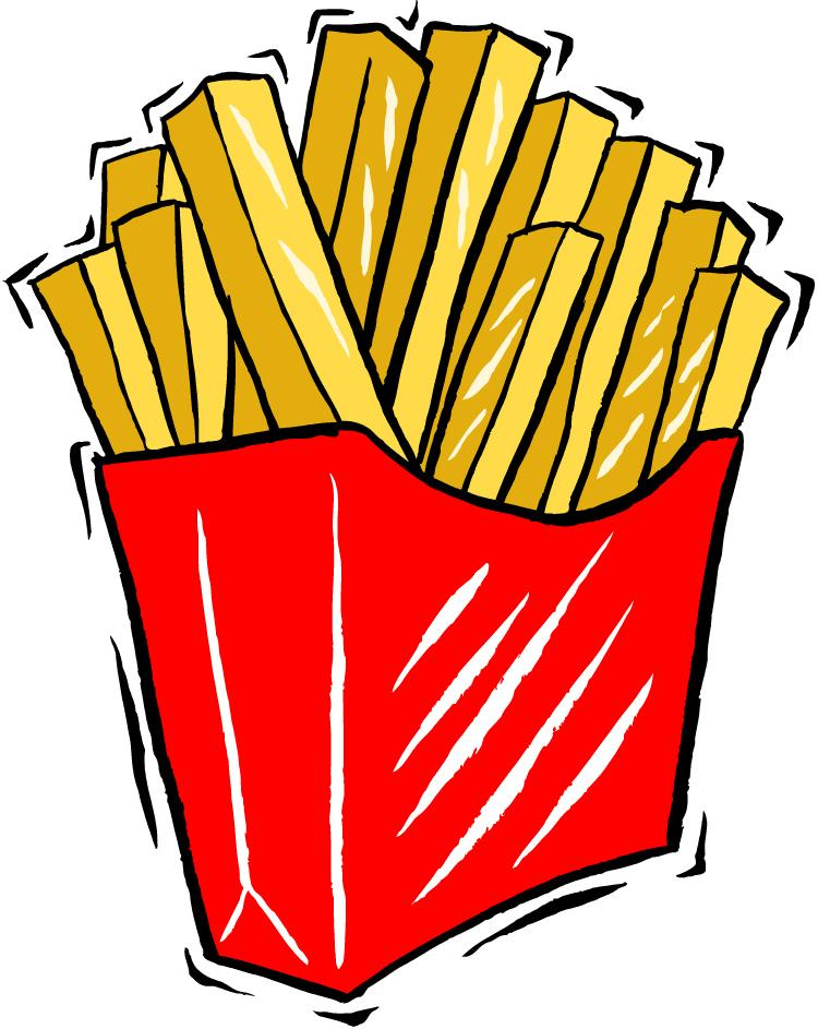French Fries Clip Art - Cliparts.co