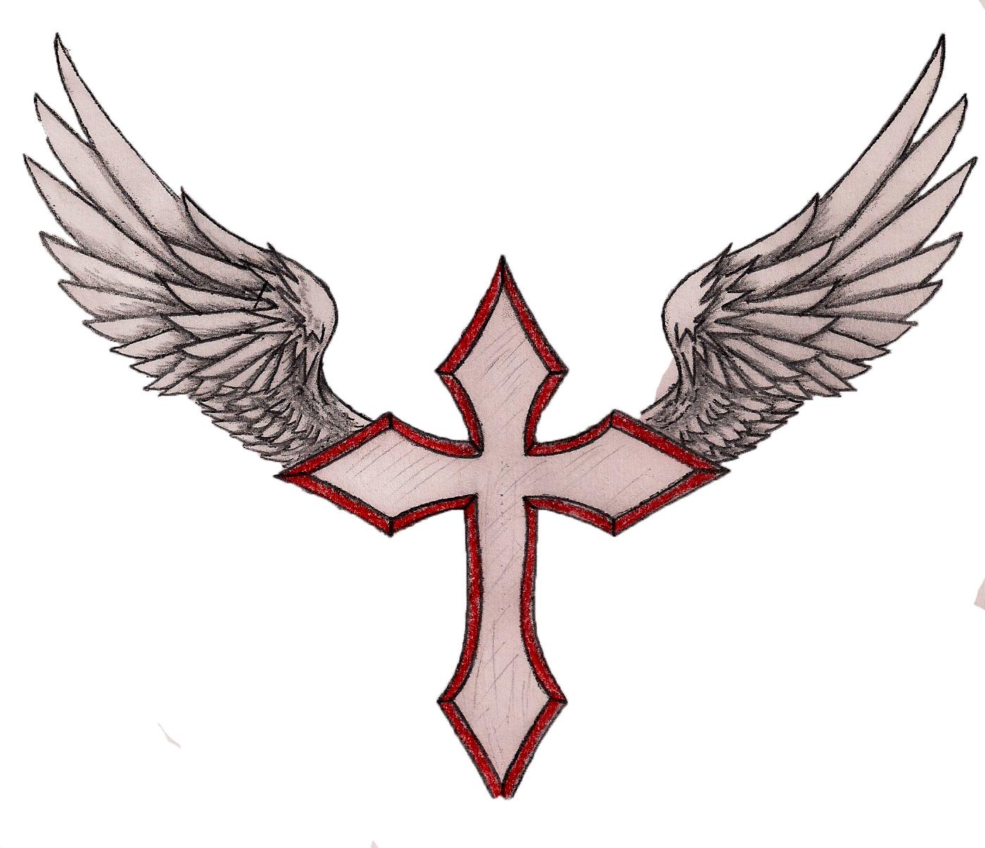 Drawings Of Crosses Wi...