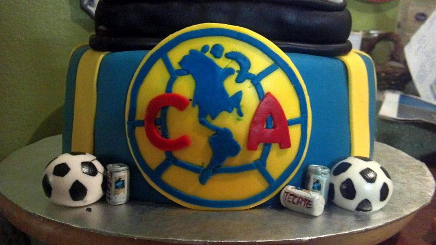 Club America Soccer Logo images