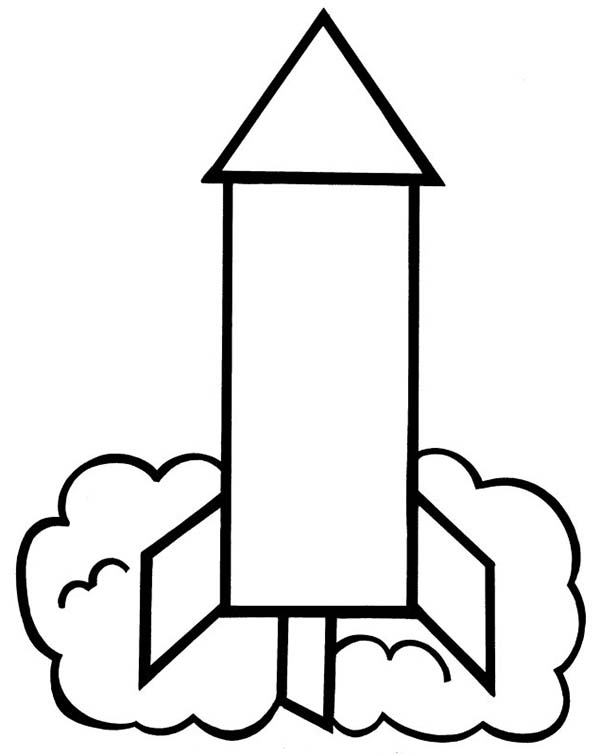 Space Travel Coloring Pages
