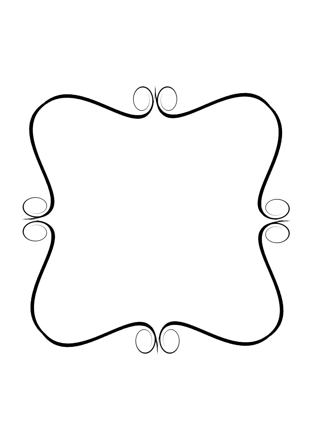 Fancy Lines Clip Art - Cliparts.co