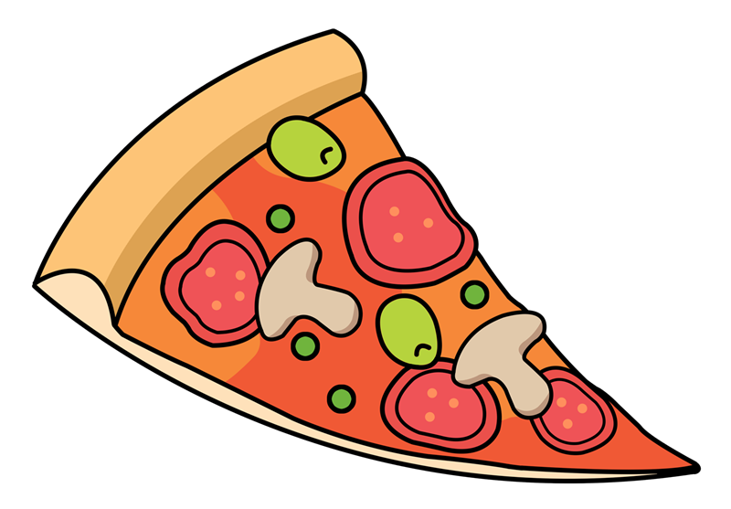 Free to Use & Public Domain Pizza Clip Art