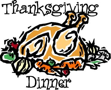 Thanksgiving Dinner Pictures Clip Art - ClipArt Best