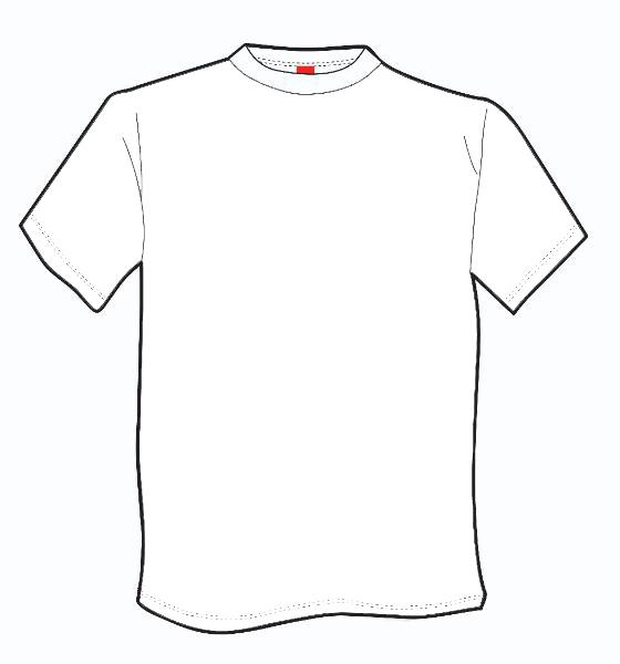 printable t shirt template. Black Bedroom Furniture Sets. Home Design Ideas