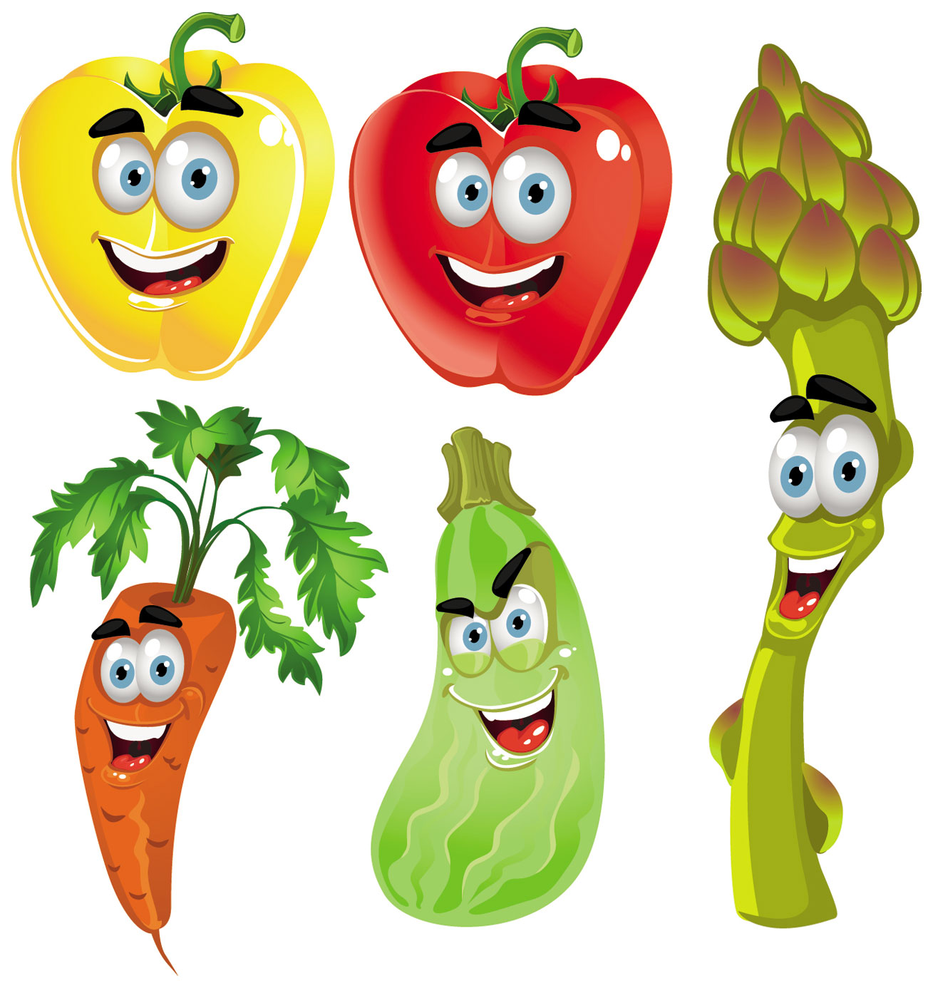 Fruit And Vegetables Drawings | Clipart Panda - Free Clipart Images
