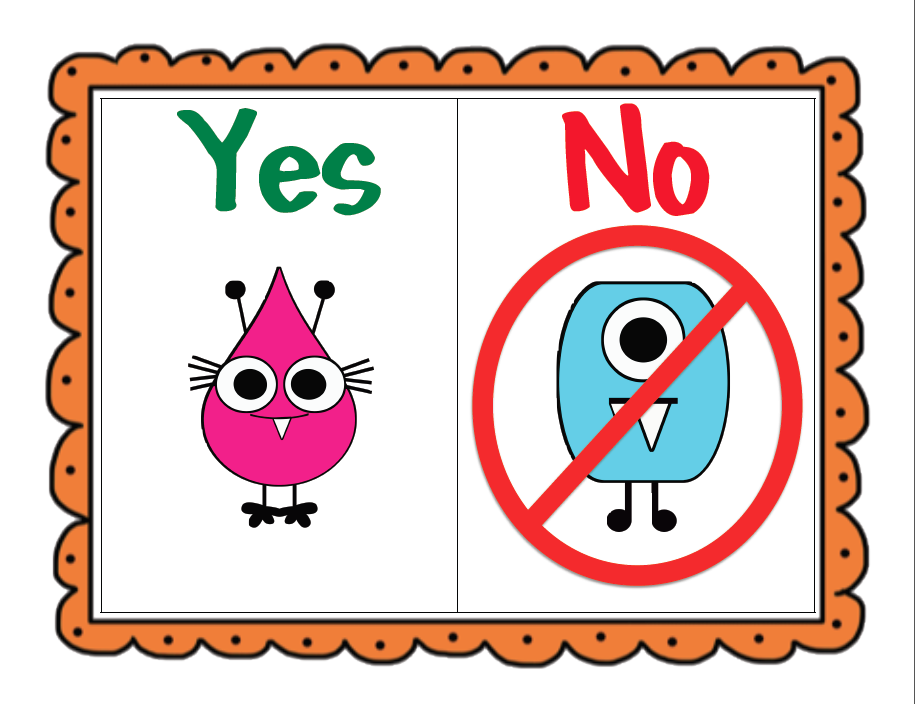 clip art of yes - photo #11