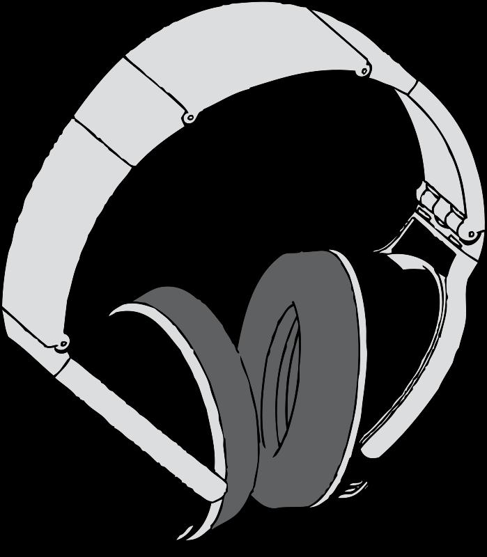 Headphones Clip Art Download