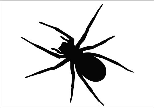 Spider Vector Cliparts Co