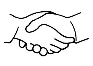 Shake Hand Clip Art - Cliparts.co