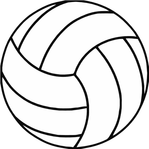 images of a volleyball   cliparts co