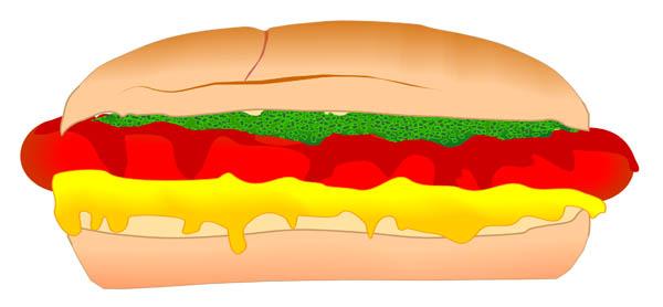 Hotdog Clip Art - Cliparts.co