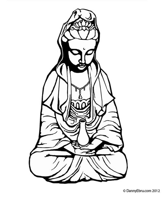 Simple Buddha Drawing - Cliparts.co Simple Buddha Drawing