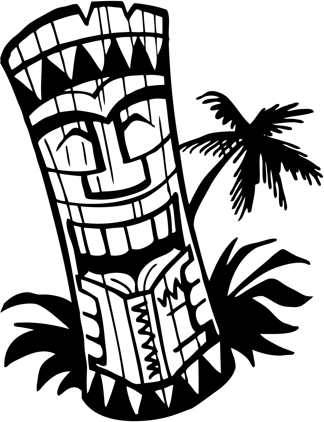 Clip Art Hawaiian Flowers - Cliparts.co