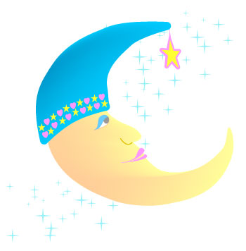 Moon And Stars Clip Art - Cliparts.co