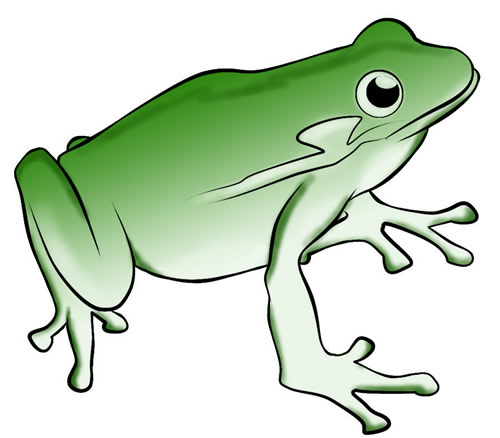 FREE Frog Clip Art to Download: Frog 15 (