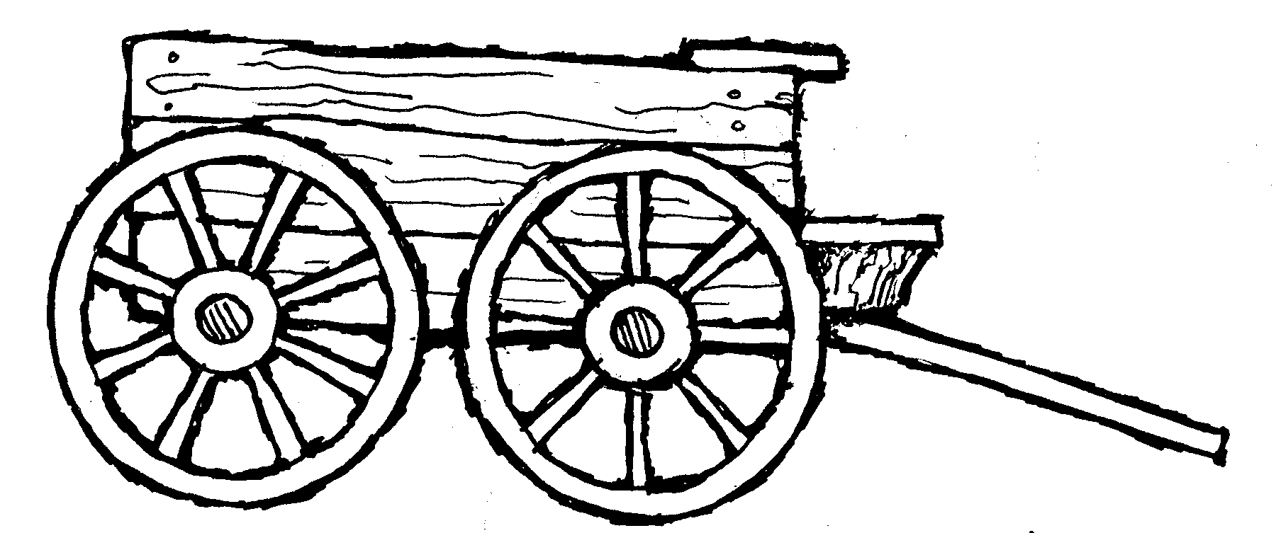 Wagon Wheel Clipart - Cliparts.co