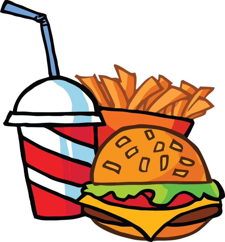 clipart fast food free - photo #50