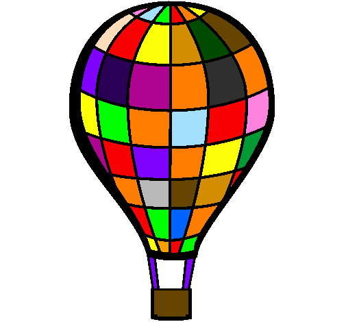 Clipart Hot Air Balloon - Cliparts.co