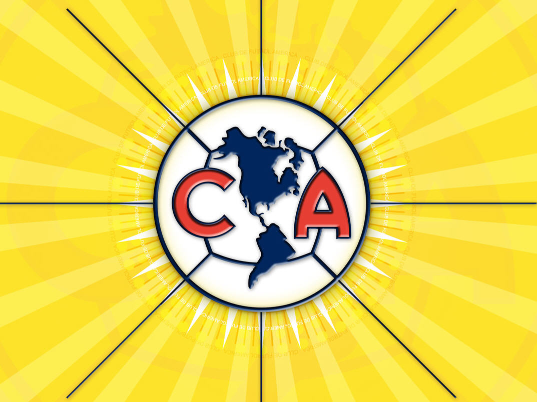 Club America logo wallpaper, Football Pictures and Photos