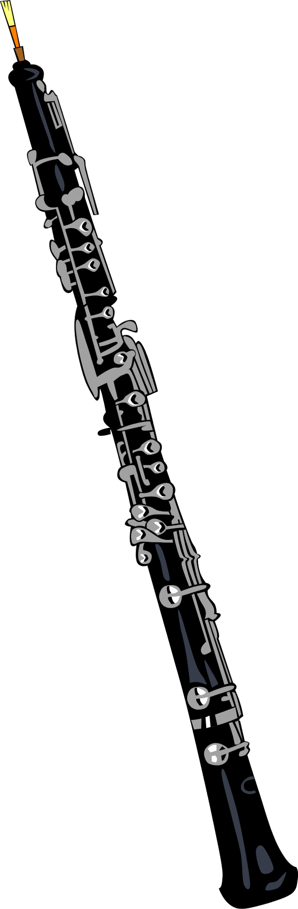 Clarinet Clipart - Cliparts.co