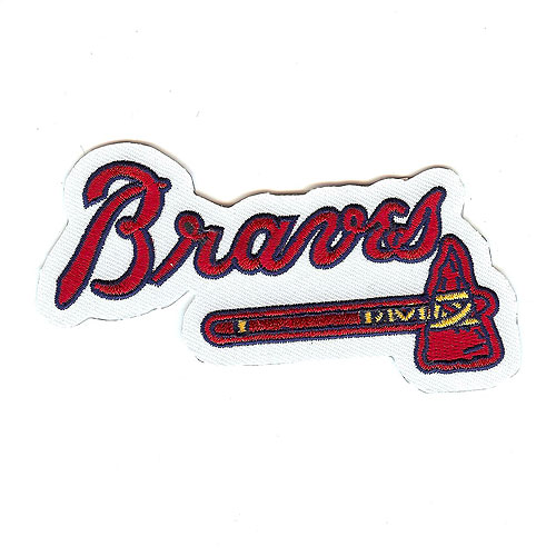 Atlanta Braves Primary Logo Patch - MLB.com Shop