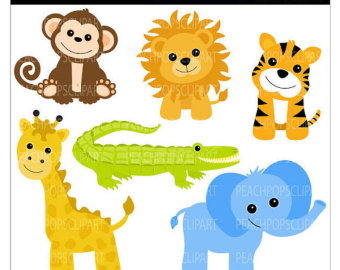 Baby Monkey Clip Art | Clipart Panda - Free Clipart Images