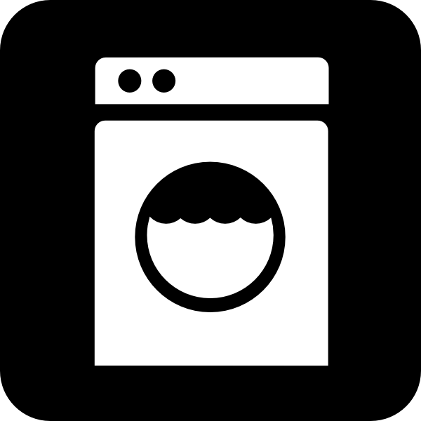 Washing Laundry clip art Free Vector / 4Vector