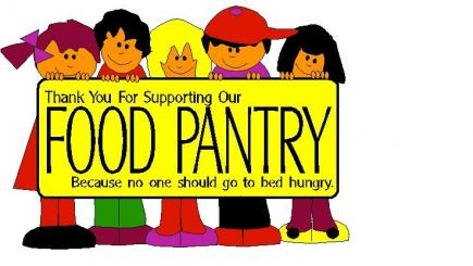 Pix For > Food Pantry Clipart