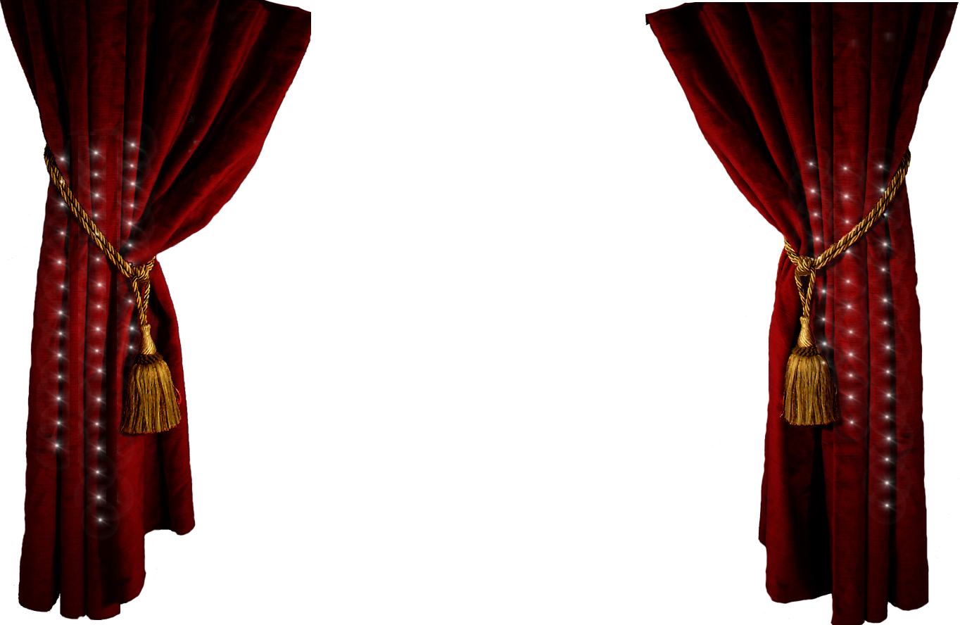 Stage Curtains Clipart - Cliparts.co