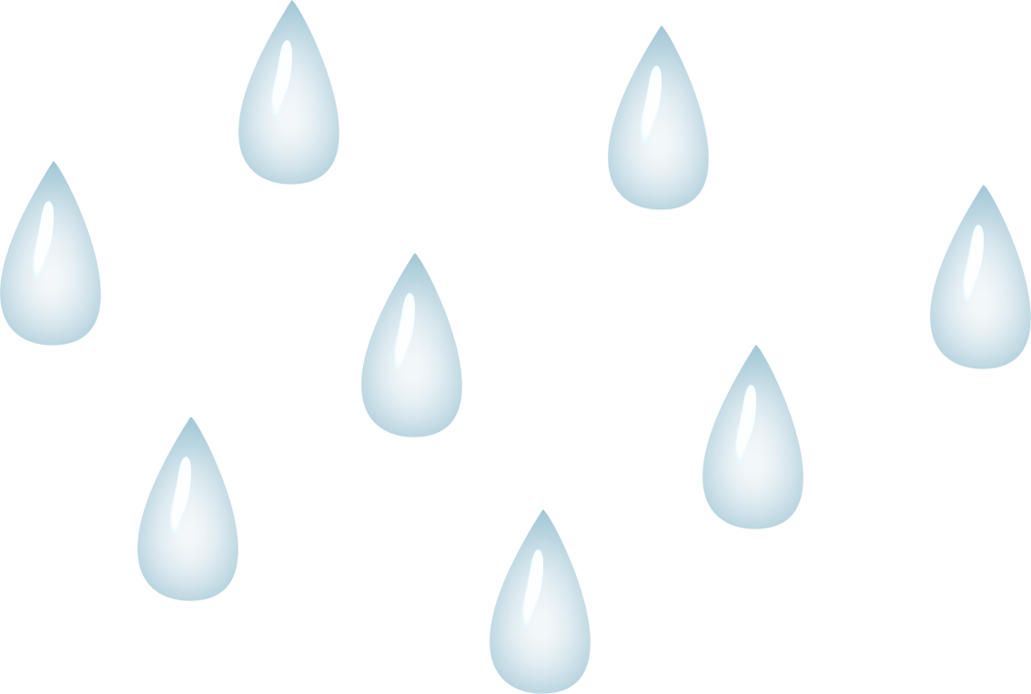 Outline Raindrops - ClipArt Best