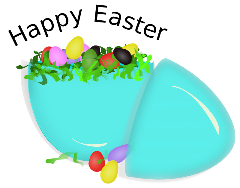 Clipart - Happy Easter